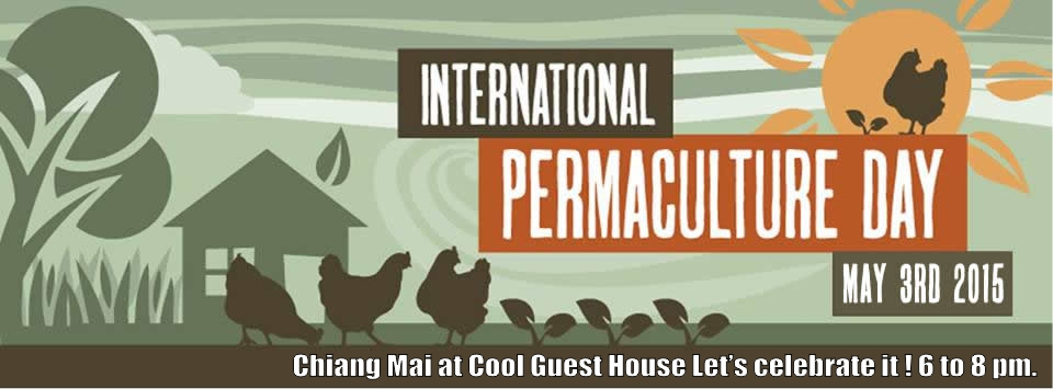 International Permaculture day 2015 in Chiang Mai