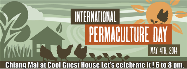 International Permaculture Day in Chiang Mai 2014